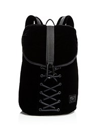 Fenty Puma X Rihanna Lace Up Backpack Black