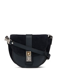 Proenza Schouler Suede Ps11 Small Saddle Bag 60