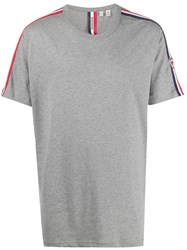 Rossignol Short Sleeve Logo Stripe T Shirt 60