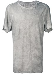 Lost And Found Ria Dunn Classic T Shirt Cotton Grey