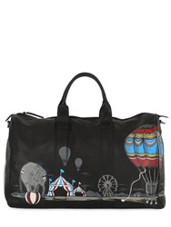 Dmd Helmets Circus Leather Duffle Bag