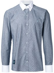 Guild Prime Dots Print Shirt Grey
