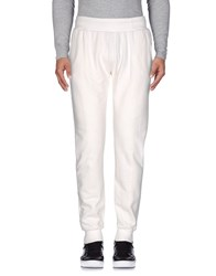 Club Des Sports Casual Pants White