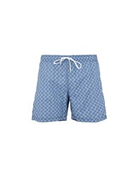 Banana Moon Swim Trunks Blue