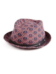 Vilebrequin Anchor Fedora Hat Multi