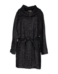 Eleven Paris Coats Black