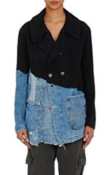 Greg Lauren Women's Db Artist Jacket Black