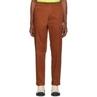 Acne Studios Brown Paco Sporty Trousers