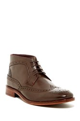 Ted Baker Pericop Wingtip Chukka Boot Brown