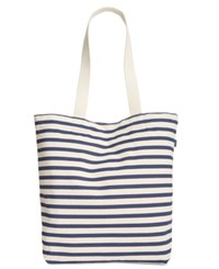 Baggu Canvas Shopper Sailor Stripe