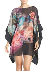 Ted Baker Women's London 'Focus Bouquet' Cover Up Caftan