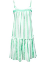 Lemlem Doro Beach Dress Green