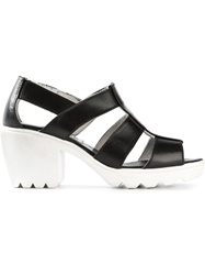 Swear 'Jane 4' Sandals Black