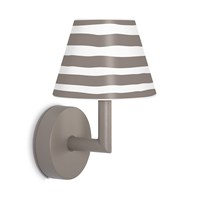 Fatboy Add The Wally Wall Light Taupe