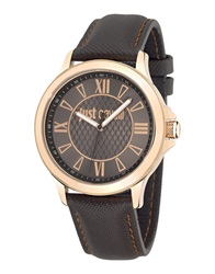 Just Cavalli Wrist Watches Bronze