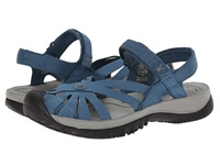 Keen Rose Sandal Indian Teal Neutral Gray Women's Shoes Blue