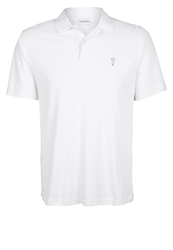 Golfino The High Tech Polo Shirt Optic White