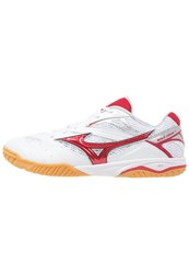 Mizuno Wave Drive 7 Sports Shoes White Red