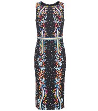 Peter Pilotto Kia Printed Dress Multicoloured