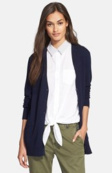 Women's Equipment 'Bethel' Wool And Cashmere Cardigan