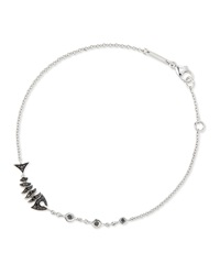 Jewels Verne Topkat Black Diamond Bracelet Stephen Webster