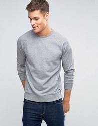 Esprit Sweat With Crew Neck And Raglan Sleeve Grey 030