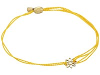 Alex And Ani Kindred Cord Daisy Yellow Bracelet Rafaelian Gold Bracelet