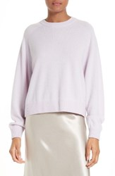 Vince Women's Cashmere Pullover New Lavender