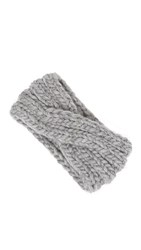 Eugenia Kim Lula Headband Light Gray