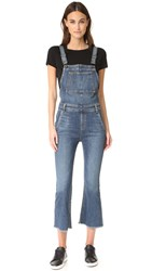 Rag And Bone Crop Flare Overalls Paz