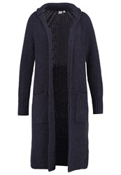 Gap Cardigan Navy Heather Dark Blue