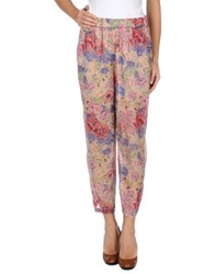 Mes Demoiselles Casual Pants Coral