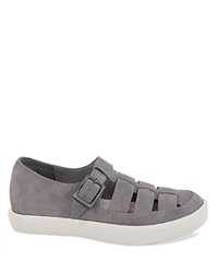 Naya Slip On Sneakers Fisherman Grey