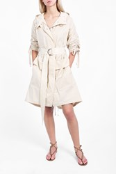 Elizabeth And James Women S Bowery Hooded Coat Boutique1 Ivory