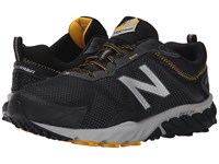 New Balance T610v5 Black Gold Rush Men's Running Shoes