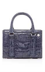 Stalvey Mini Tote With Shoulder Strap Blue