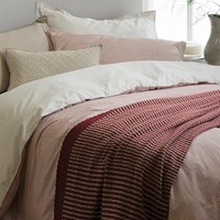 Murmur Shimi Duvet Cover Red Red Cream