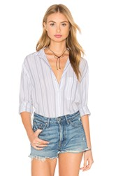 Rails Daniella Button Down White