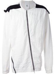 Lost And Found Rooms Sweat Jacket White
