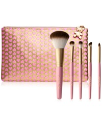 Too Faced Teddy Bear Hair Professional Brush Set No Color