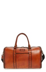 Patricia Nash Milano Leather Weekend Bag
