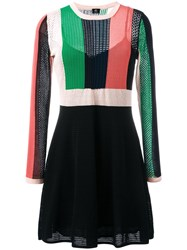 Paul Smith Ps By A Line Knitted Dress