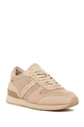 Liebeskind Perforated Retro Athletic Sneaker Beige