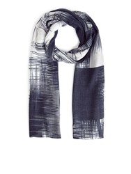 Eastex Berriewood Bloom Ombre Scarf Multi Coloured Multi Coloured