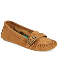 Bearpaw Brooke Brooke Driving Moccasins Women's Shoes Hickory