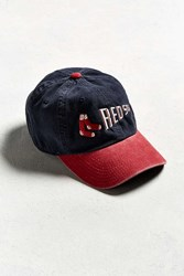 American Needle Dyer Boston Red Sox Baseball Hat Navy