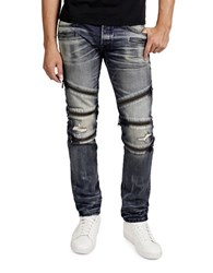 Cult Of Individuality Greaser Moto Stretch Jeans Original