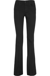 Stella Mccartney Mid Rise Flared Jeans