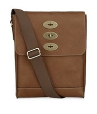 Mulberry Slim Brynmore Messenger Bag Brown