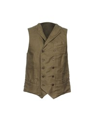 Altea Dal 1973 Vests Military Green